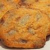 Süße Schoko-Marzipan-Cookies