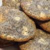 Fantastische Mohn-Cookies mit weißer Schokolade