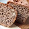 Kräftiges Roggen-Dinkel-Brot mit Nüssen