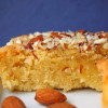 Süß-salzige Geschmacksbombe: Mandel-Brownies mit Fleur de Sel [Buchvorstellung]