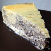 Für heiße Tage: marmorierter Mohn-Käsekuchen [sponsored post*]