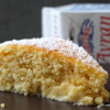 Danke, lieber Kuchenbäcker: saftiger Ayran-Kokos-Grieß-Kuchen (ohne Mehl)