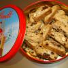 Knusprige Schokoladen-Mandel-Cantuccini