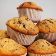 Gehen immer: klassische Schoko-Muffins