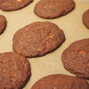 Für Schokoholics: Schoko-Cookies zum Jahresabschluss