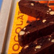 Perfekte Kaffeebegleitung: Schoko-Mandel-Biscotti