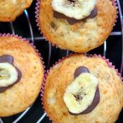 Locker-leckere Bananen-Muffins