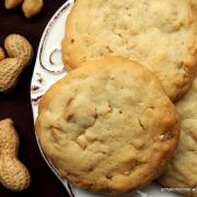 Weihnachtskekse? Nöööö! Stattdessen: Double Peanut Cookies