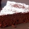 Italienische Torta Formosa - ein Kuchen wie Schoko-Mousse #KulinarischUmDieWelt