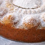 Ich back' mir... einen erfrischenden Zitronen-Mohn-Kuchen (lemon poppy seed cake) [Produktvorstellung]