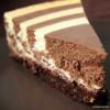Chocoholics aufgepasst: cremige Zebra-Topfentorte mit Keksboden [+Verlosung von drei Schoko-Backbüchern