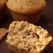 Plätzchen? Nö. Riesengroße Spekulatius-Muffins tun's auch.