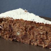 Nuss-Maronen-Kuchen mit Schokolade (einer der besten Kuchen ever, ever, ever)