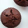 Hallo, USA: Devil's Food Muffins (eine große Portion Kakao)
