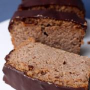 Herbstlich: cremiger Maronen-Mandel-Kuchen (ohne Mehl)