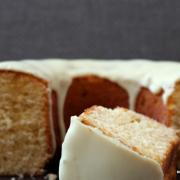 Allrounder: kleiner, feiner Orangenkranz mit O-Saft-Sirup