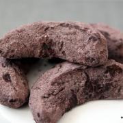 Clean baking zu Weihnachten: aromatische Kakao-Kipferl