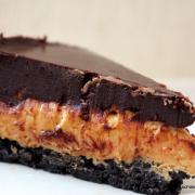 Sünde pur: Oreos, Erdnussbutter, Schokolade (no bake)