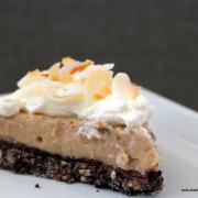 Coconut Cream Pie... oder: Kokospudding-Kuchenglück (no bake)