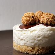 Nachtisch geht immer: cremig-knusprige Mini-Cheesecakes [no bake]