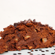 Apfel-Brownies [so cremig, so schokoladig]