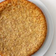 Italienischer Milchreis-Kuchen [Torta di Riso]