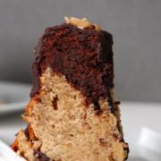 Cremige Geschmacksbombe: Erdnussbutter-Marmorkuchen