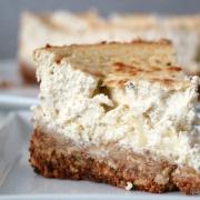 Statt Käseplatte: herzhafter Käsekuchen [6x Käse hält besser]