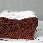 Supercremig: Moelleux au chocolat mit Karamell [
