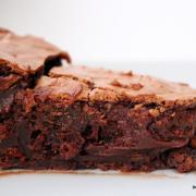 Fudgy Maronen-Brownies [Herbstliebe]