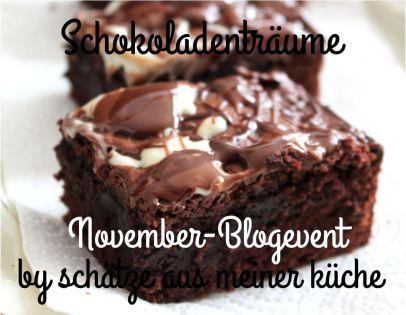 Doppelt Schokolade Halt Besser Brownie Torte Schokohimmel