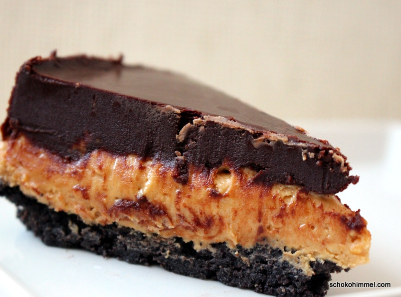 Sunde Pur Oreos Erdnussbutter Schokolade No Bake Schokohimmel